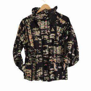 BURTON black snowboard jacket coat wms L